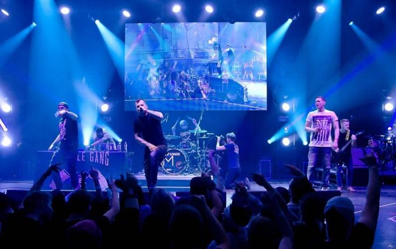Žebřík 2015: Marpo a Trouble Gang poprvé společně představili Lone Survivor