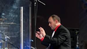 Radim Hladík s Blue Effect znovu oživili Novou syntézu