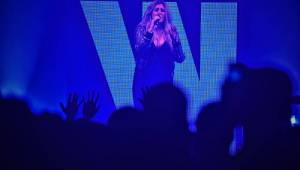 Wilkinson se svou show ohromil Roxy