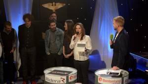 Žánroví Andělé: Vítězili Support Lesbiens i Aneta Langerová, hráli Prago Union nebo Bratři Ebenové