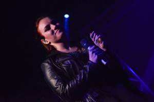 On Stage: Ewa Farna, Nebe a Support Lesbiens se předvedli v Krnově