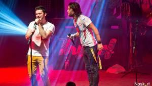 Kryštof: Poslední koncert turné Srdcebeat ve znamení Richarda Krajča na nafukovací želvičce