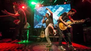 Společné turné vyprodalo Lucerna Music Bar: hráli UDG, Xindl X a Voxel