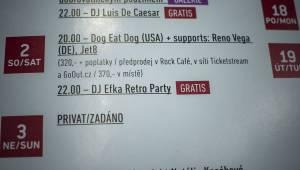 Dog Eat Dog to s fanoušky pořád umí, v Rock Café je vítal kotel