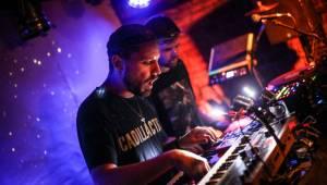Hermitude předvedli svůj elektro hip hop poprvé v Praze