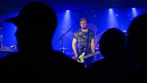 Rituály mají pokřtěno, v pražském Rock Café vsadili na černou
