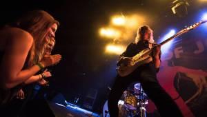Birth Of Joy v pražské La Fabrice zopakovali svůj loňský úspěch z United Islands