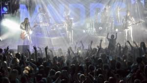 Mandrage finišovali turné: V Liberci stihli koncert i autogramiádu