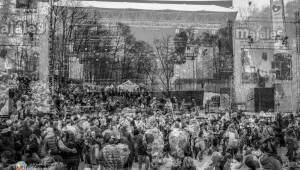 Propršený Majáles v Plzni: Jelen, Mig 21, Harlej, Slza, Mňága a Žďorp a další