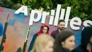 Pražský Apríles: Počasí sice nepřálo, ale program v čele s Cocotte Minute stál za to