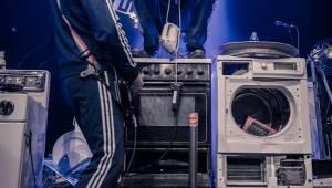 Hurra Torpedo v Praze: V Akropoli zářily pračky, sporáky i mrazáky