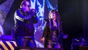 Rebelie rebelů dorazila do Písku: Citron a Tanja spustili metalovou smršť