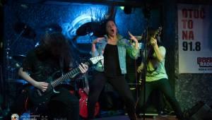 Metalový večírek v Kalikováku: Vladivojsko se vrátilo do Plzně