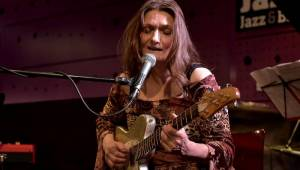 Zuzana Dumková zahrála Jazz Docku svůj Kompas