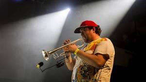 Lucky Chops, instrumentálka z New Yorku, zavítala do Prahy
