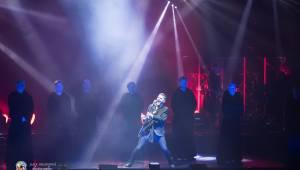 Gregorian ohromili svými chorály a světelnou show Prahu