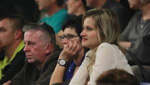 Vanessa Mae v brněnské aréně pořádně zatopila