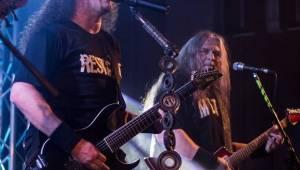 Arakain a Dymytry dokončili turné, předposlední metalové slovo měl Pěnčín u Turnova