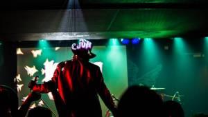 Vanessa v Rock Café: Excelentní temná show