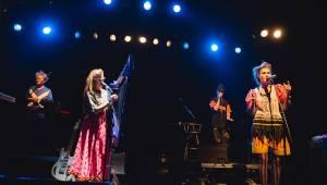 Sestry CocoRosie dobyly s freak folkem Divadlo Archa