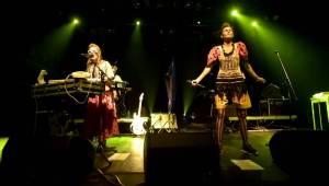 Osobité CocoRosie: americké sestry si podmanily Prahu