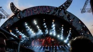 AC/DC v Praze: Poklidné Letňany se změnily v dálnici do pekla!