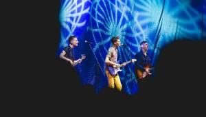 Mika se v Praze dotkl popového nebe