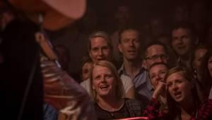 Belgickým Hooverphonic sekundoval v Praze orchestr