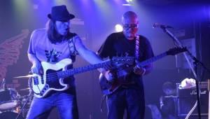 Abraxas oslavil čtyřicet let v Rock Café, kde pokřtil novou výběrovku
