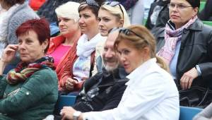 Šansonový Richard Müller: Ani déšť ho v Kyjově nezastavil