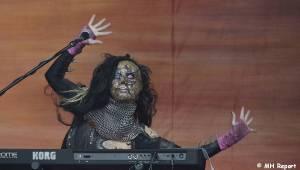 Metalfest v Plzni pokračoval druhým dnem. Ve varu udrželi fanoušky Lordi i Stratovarius