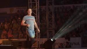 Pavol Habera s kapelou Team rozžhavil plzeňský zimní stadion