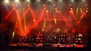 Metalfest přichystal na závěr bombu: v Plzni úřadoval mistr Udo Dirkschneider