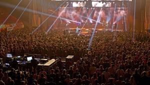 Team a Pavol Habera pobláznili davy i v Českých Budějovicích