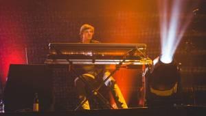 Team na konci úspěšného turné: Palo Habera a spol. sypali v Ostravě hity a předvedli skvělou show