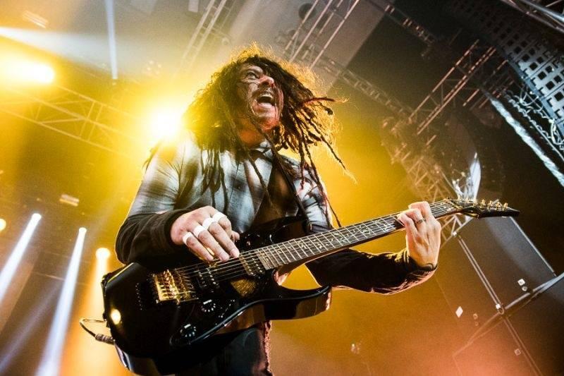Aerodrome festival bouřil i v hale: Prahu dobyli Korn, Bring Me The Horizon i Billy Talent