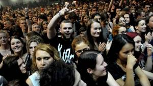 Nadupaný Aerodrome festival s Korn, Billy Talent a Bring Me The Horizon podruhé ve fotkách