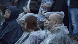 Tři sestry: Každý den jsou na Kovárně a každý rok v Plzni! Fanoušky neodradil ani déšť