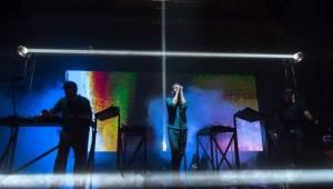 Moderat v Lucerně: Strhující kombinace fanouškům učarovala