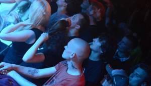 Supercrooo rozjeli v Rock Café pěkně ostrou party