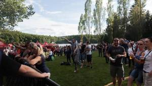 Wohnout slavili dvacítku návratem na místo činu: Na Vyžlovce, kde všechno začalo!