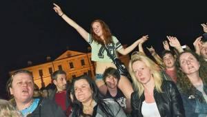 Historickou slavnost Barchan si naplno podmanili Škwor