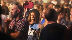 Lucie řádila v Bratislavě: 30 let s nimi slavila Lenka Dusilová i Michal Penk