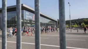 Lucie v Brně: V ukrutném vedru zasahovali zdravotníci