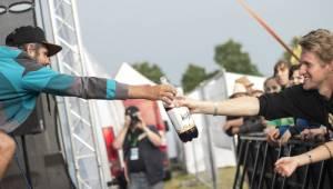 Na festivalu Přeštěnice zářili Majk Spirit i Thom Artway, finále programu zhatila bouřka