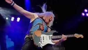 Iron Maiden naplnili Eden řevem metalových fanoušků