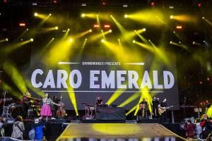 Colours Of Ostrava: Sobota opět ve znamení deště, ale i výjimečné Caro Emerald, Kodaline a Dj Boys Noize