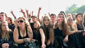 Masters Of Rock uzavřela metalová královna Tarja, za Megadeth zaskočila Tublatanka