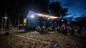 Barbora Poláková přivezla svoje hity do Beach Parku Mlékojedy