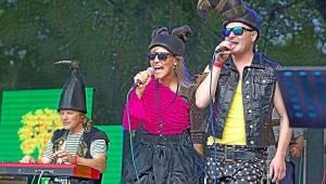 Čeřínek Fest přivítal na zahradě skupiny Divokej Bill, Wohnout nebo Blue Effect